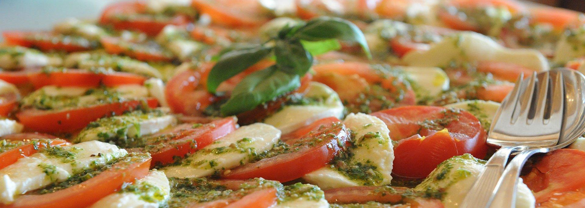 Tomate – Mozzarella