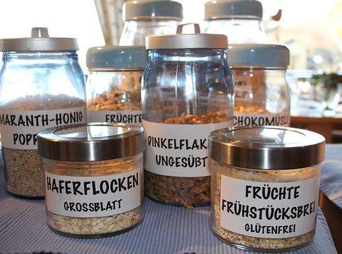 Bio Frühstücksbuffet