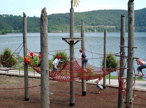 Kinderspielplatz am Edersee