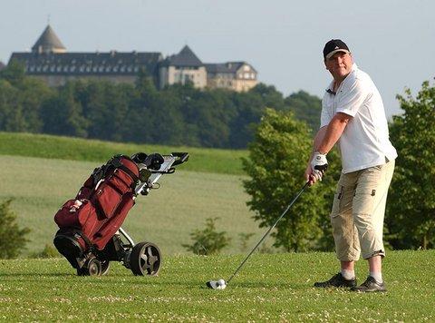 Golfen am Edersee